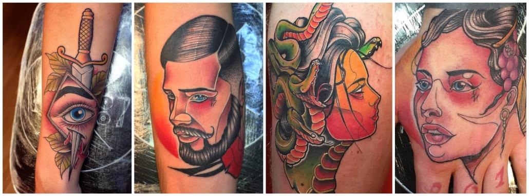 Simone Tattoo Augsburg