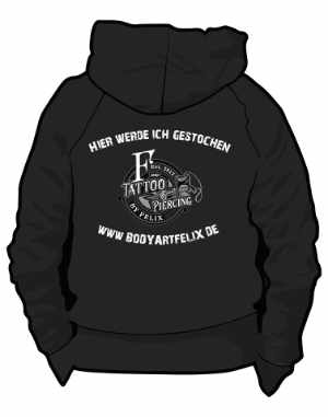 Merchandise - Hoodies & Shirts by Felix